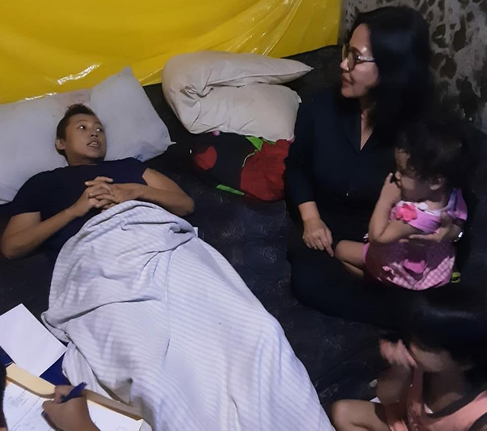 Pemkot Surabaya Intervensi Bantuan Keluarga Anik Ismawati ...